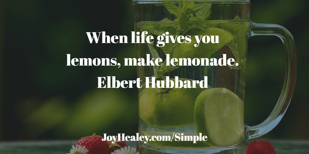 Automating Online Business And Making Lemonade