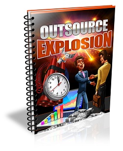 Outsource Explosion By Keith Purkiss And Mandy Allen