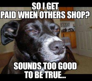 cash back stores