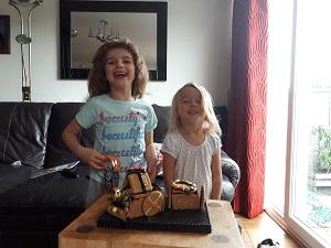 cake-making skills