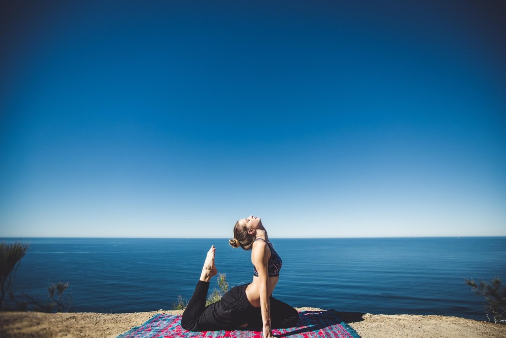 yoga to ease neck and shoulder pain