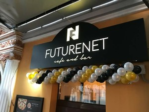 FutureNet cafe