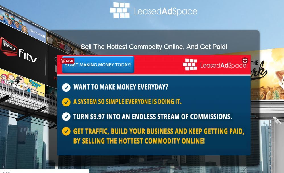 LeasedAdSpace low cost traffic
