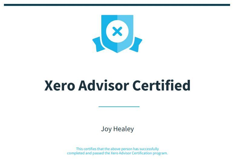 Xero Certified Advisor in Norwich, UK