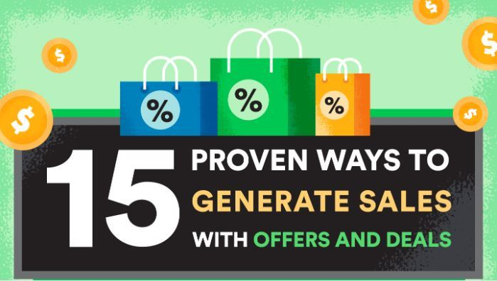 Generate Sales with Offers and Deals