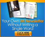 Internet Marketing Newsletter