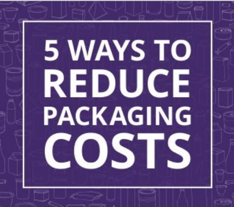 Reduce Your Packaging Costs