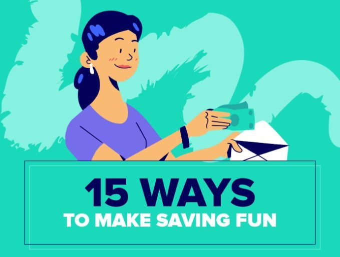 15 Ways to Make Saving More Enjoyable