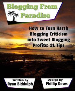 blogging skill level and blogging criticism