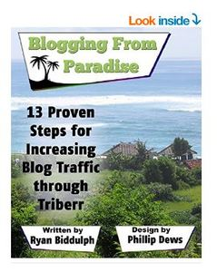 increase blog traffic through triberr