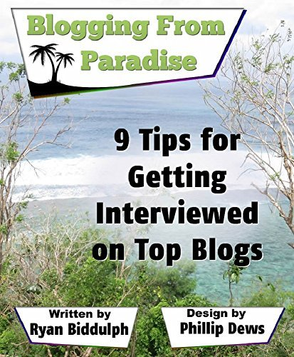 getting interviewed on top blogs