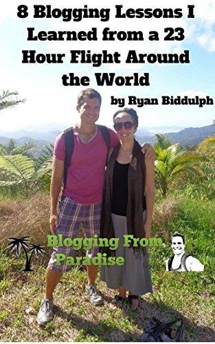 Ryan Biddulph Blogging Lesson - blog for one person