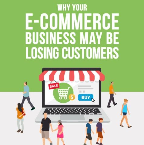 Why Your E-Commerce Business May Be Losing Customers