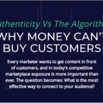 Authenticity vs. The Algorithm: Why Money Can't Buy Customers