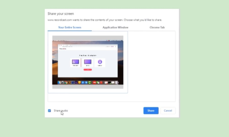Record Your PC Screen Easily