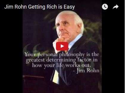 Changing Your Fortunes: Getting Rich