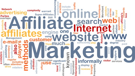 make commission online with Affiliate marketing